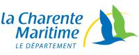 logo département charente maritime