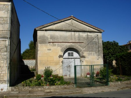 Temple protestant - Migron