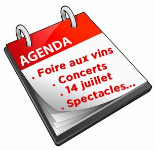 Agenda et animations