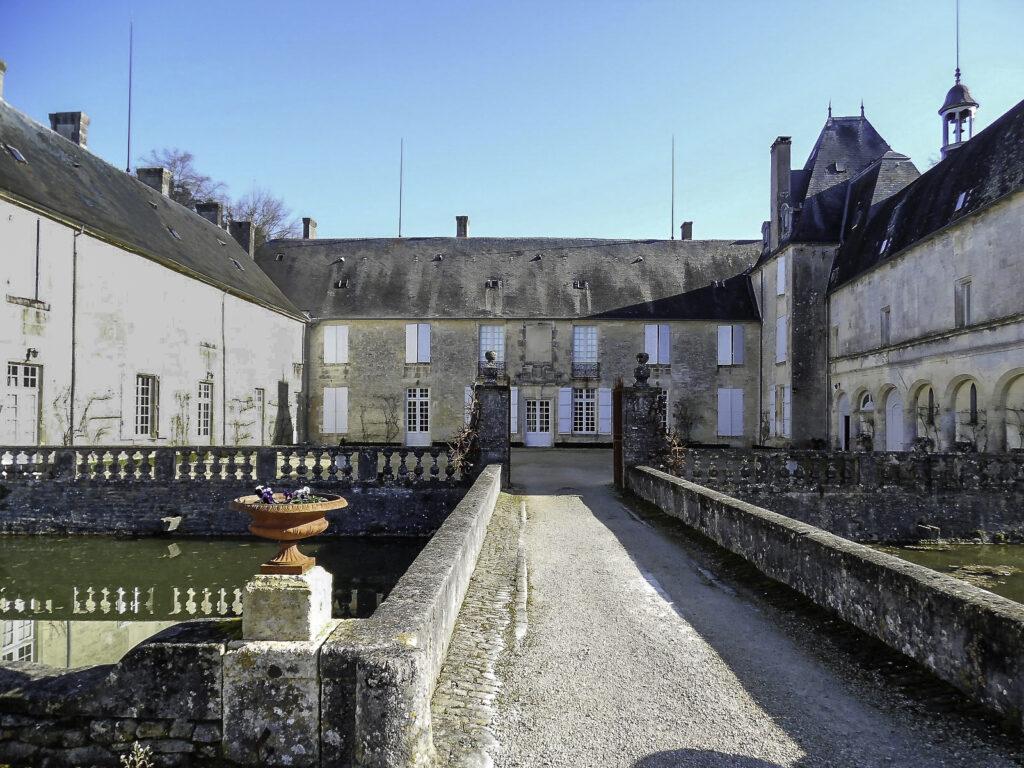 Château-Couvert à migron